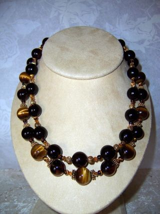 Tigers eye double strand 002