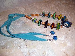 Circus necklace 002